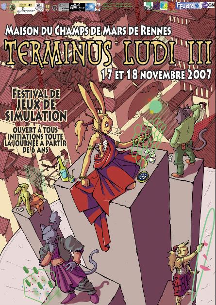 [CONV] Terminus Ludi III AfficheTL3